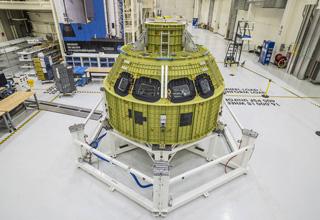 Orion Crew Module, NASA