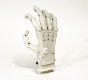 additive manufacturing with plastic